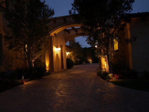 Landscape Lighting Simi Valley Modern Landscape  Lighting