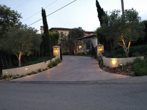 Landscape Lighting Simi Valley Exterior Lighting