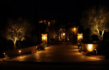 Landscape Lighting Simi Valley Fixtures