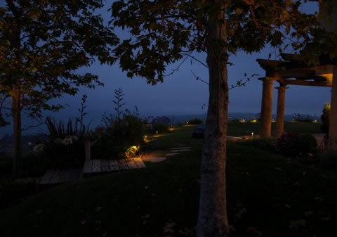 Landscape Lighting Simi Valley Pathways