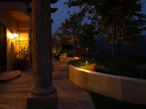 Landscape Lighting Simi Valley Outdoor Lighting